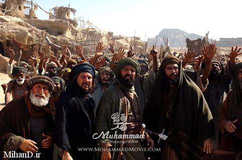 عکسهای فیلم حضرت محمد (ص)