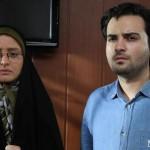نرگس محمدی به خاطر سریال ستایش ۲ چاق شد