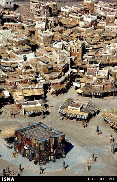 عکسهای فیلم حضرت محمد (ص) ساخته مجید مجیدی