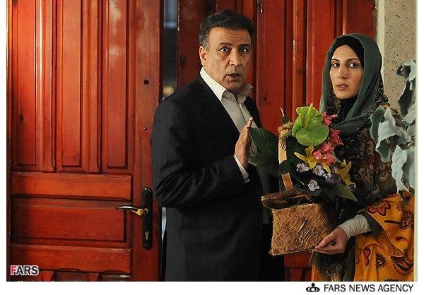 عکسهای فیلم تلویزیونی چهل | فاطمه گودرزی و عبدالرضا اکبری