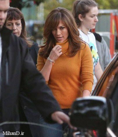 عکس های جنیفر لوپز در فیلم جدیدش - Jennifer Lopez
