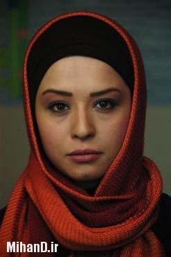 عکس جدید مهراوه شریفی نیا در حرم رضوی