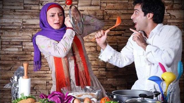 عکسهای جالب نیما فلاح و سحر ولدبیگی همسرش