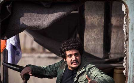 مهران رنجبر,بازیگران سریال آوای باران