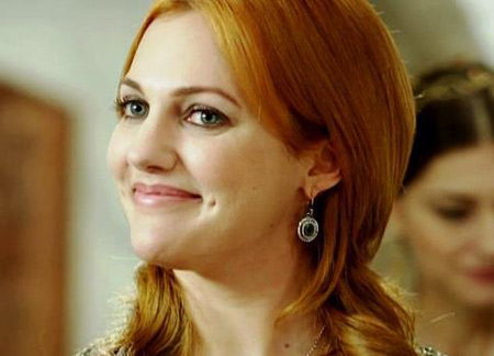 meryem uzerli photos