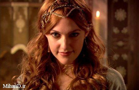 مریم اوزرلی در نقش خرم سلطان