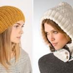 مدل کلاه بافتنی دخترانه زمستانی جدید
