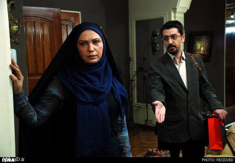 عکس سریال خواب بلند , امیرحسین مدرس و لعیا زنگنه