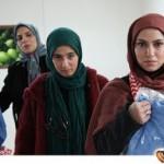 عکسهای فیلم دختران معجزه با بازی روشنک عجمیان و کامران تفتی