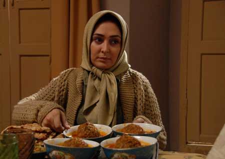 الهام حمیدی,عکس سریال سرزمین کهن
