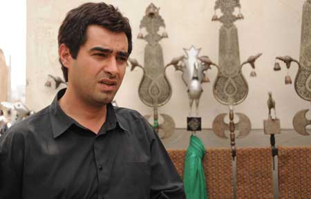 عکس های سریال سرزمین کهن,شهاب حسینی