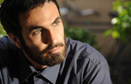 عکس های سریال سرزمین کهن,محمدرضا فروتن