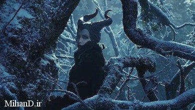 عکس آنجلینا جولی و دخترش در فیلم جدید خبیث