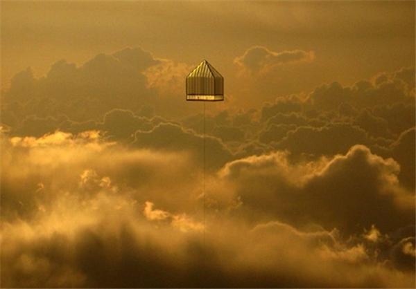 عکسهای برج و آسمانخراش های عجیب