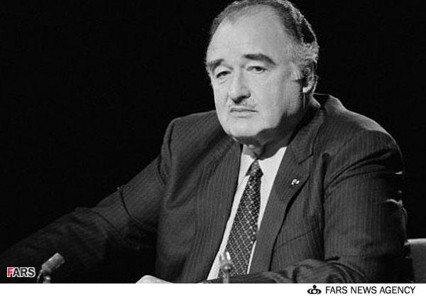 کنت الکساندر دومارانش رئیس سرویسSDECE فرانسه منادی جنگ جهانی چهارم و طراح استراتژی مسکیتو