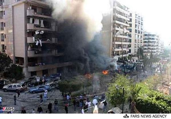 حمله به سفارت ایران در بیروت