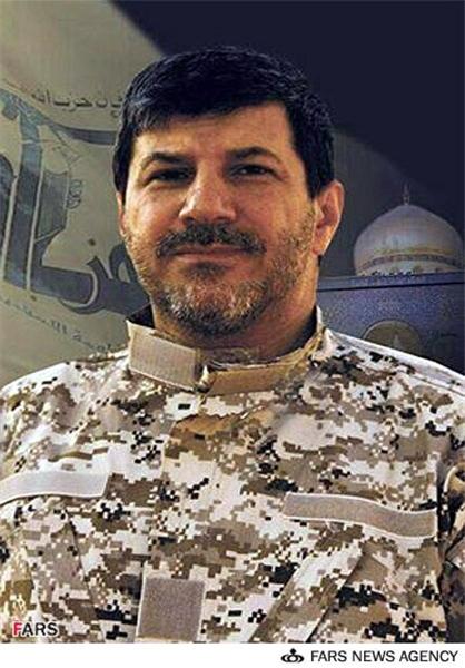 شهید حاج حسان لقیس