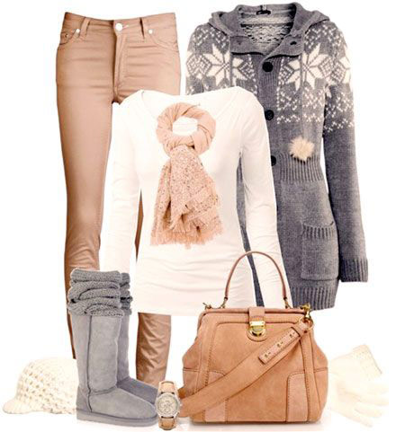 ست لباس و کیف و کفش زنانه جدید