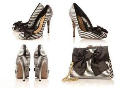 ست کیف و کفش زنانه مجلسی جدیدست کیف و کفش زنانه مجلسی جدید | مدل کیف و کفش مجلسی زنانه | ست