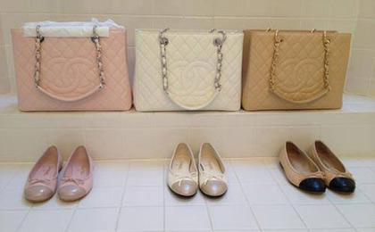 ست کیف و کفش زنانه جدید