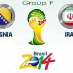 دانلود بازی ایران و بوسنی در جام جهانی
