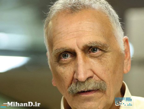 احمد نجفی در سریال اسمان من