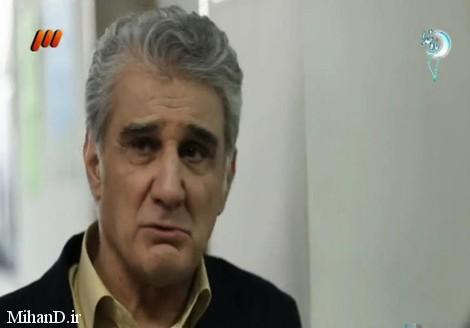مهدی هاشمی در سریال دردسرهای عظیم 2