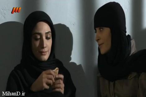 اندیشه فولادوند و مینا ساداتی در سریال تنهایی لیلا عکس های سریال تنهایی لیلا