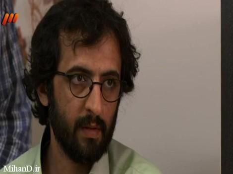 عکس بهروز شعیبی در سریال تنهایی لیلا