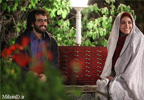 عکسهای مینا ساداتی و بهروز شعیبی در سریال تنهایی لیلا