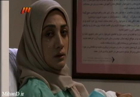 مینا ساداتی عکس های سریال تنهایی لیلا