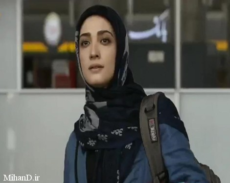 تصاویر مینا ساداتی سریال تنهایی لیلا