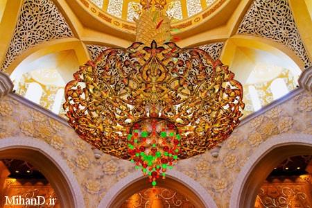 عکسهای مسجد شیخ زاید , تصاویر مسجد شیخ زاید امارات, مسجد شیخ زاید,مسجد شیخ زاید در ابوظبی, مسجد شیخ زاید در امارات