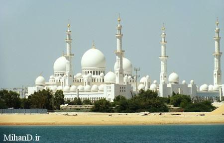 عکسهای مسجد شیخ زاید , تصاویر مسجد شیخ زاید امارات, تصاویر مسجد شیخ زاید, مسجد شیخ زاید در امارات, مسجد شیخ زاید در ابوظبی