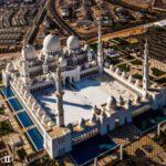 اطلاعات و عکسهای مسجد شیخ زاید امارات