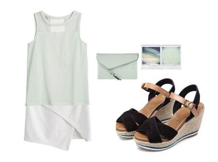 شیک ترین مدل لباس تابستونی زنونه جدید , مدل لباس زنونه تابستانی شیک, مدل لباس مجلسی زنانه , مدل ست های تابستانی, ست های لباس تابستانی