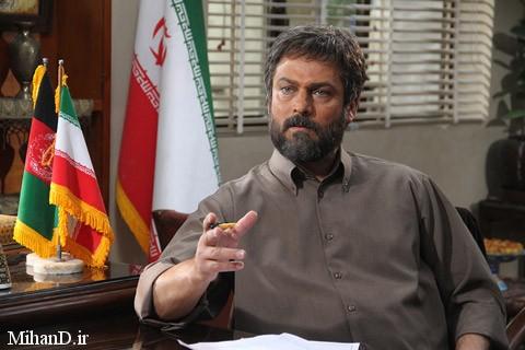 حسین یاری در عکسهای فیلم مزارشریف, تصاویر بازیگران فیلم سینمایی مزارشریف, مزارشریف