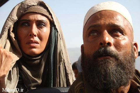 حسین یاری در مهتاب کرامتی در فیلم مزارشریف, تصاویر بازیگران فیلم سینمایی مزارشریف, مزارشریف