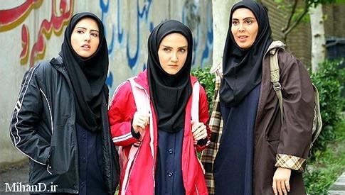 لیلا بلوکات و سمیرا حسینی در عکسهای سریال آسمان همیشه ابری نیست, تصاویر بازیگران سریال آسمان همیشه ابری نیست, عکس آسمان همیشه ابری نیست, سریال اسمان همیشه ابری نیست, عکسهایی از مجموعه اسمان همیشه ابری نیست
