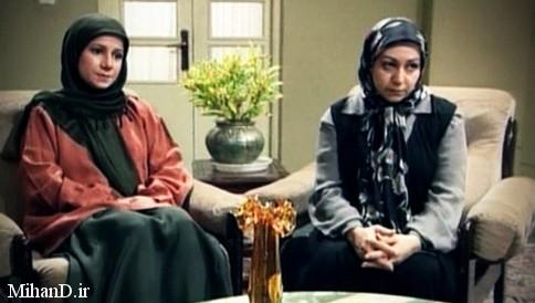 مریم سعادت و لیلی رشیدی در عکس های سریال بدون شرح , تصاویر بازیگران سریال بدون شرح , عکس هایی از مجموعه تلویزیونی بدون شرح , سریال بدون شرح