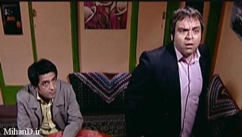 شهرام قائدی و مجید یاسر در عکسهای سریال چهارچرخ, تصاویر بازیگران سریال 4چرخ , عکس سریال چارچرخ, سریال چهار چرخ