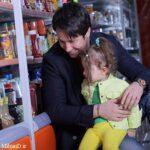 تصاویر شاهرخ استخری و دخترش