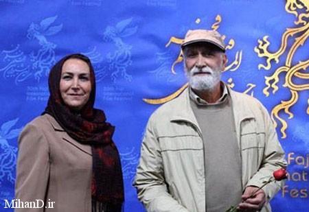 تصاویر مهوش صبرکن و همسرش محمود پاک نیت