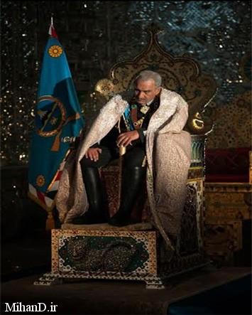 عکسهای سریال معمای شاه, تصاویر بازیگران معمای شاه, عکسهایی از مجموعه تلویزیونی معمای شاه