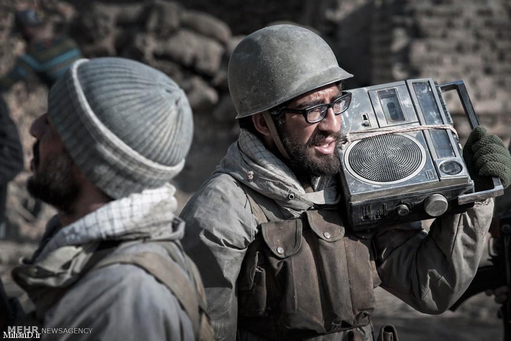 گاف و سوتی فیلم سینمایی اروند