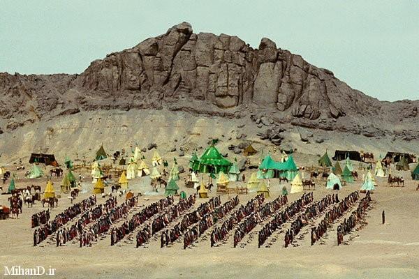 گاف و سوتی فیلم سینمایی رستاخیز