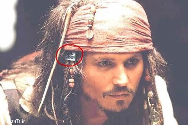 گاف و سوتی فیلم سینمایی دزدان دریایی کارائیب