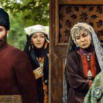 عکسهایی از سریال تبریز در مه