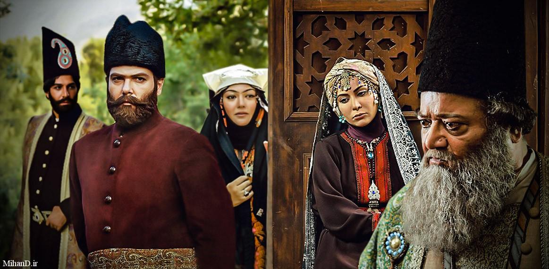 عکسهای سریال تبریز در مه