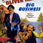 دانلود فیلم تجارت بزرگ لورل هاردی Big Business